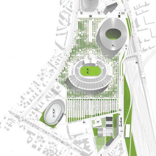 Puskás Ferenc Stadium <br>Budapest