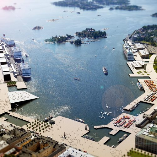 Helsinki Harbour <br>International Competition