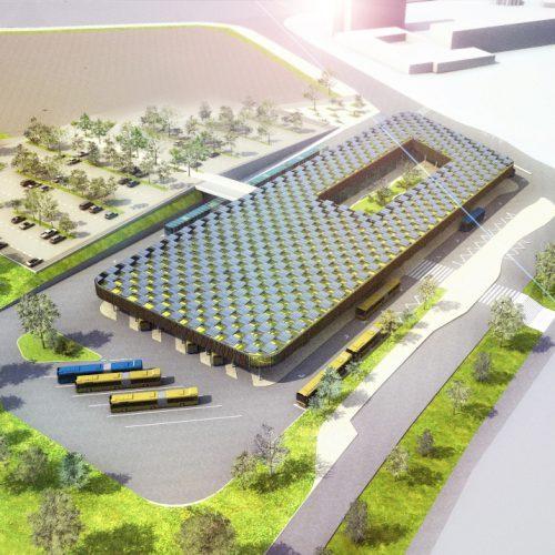 Intermodal Hub <br>Őrmező