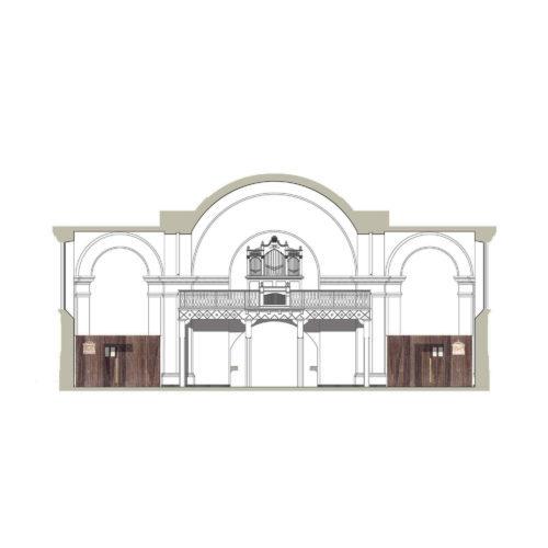 Katolikus-templom <br>Kenderes